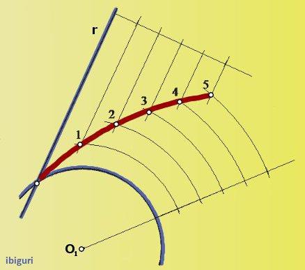 Bisectriz ángulo mixtilíneo