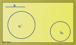 Circunferencia tangente a otras dos circunferencias 00