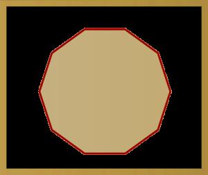 Decágono B