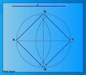 Cuadrado conociendo la diagonal 05