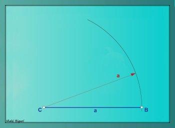 Triángulo equilátero B 01