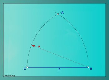 Triángulo equilátero B 02