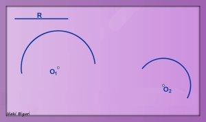 Enlace a dos circunferencias 00
