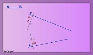 Enlazar dos rectas mediante un arco conocido 03