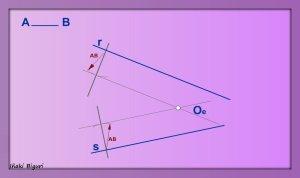 Enlazar dos rectas mediante un arco conocido 04