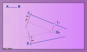 Enlazar dos rectas mediante un arco conocido 05