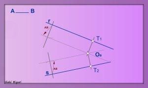 Enlazar dos rectas mediante un arco conocido 06