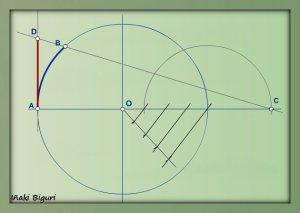Rectificar un ángulo menor de 90 06
