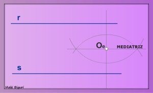 Enlace de dos rectas paralelas 02