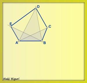 Igualdad por triangulación 01