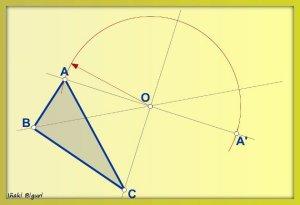 Simetría central 02