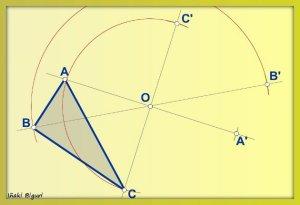 Simetría central 03