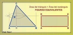 equivalencia triángulo-rectángulo 06 Solución
