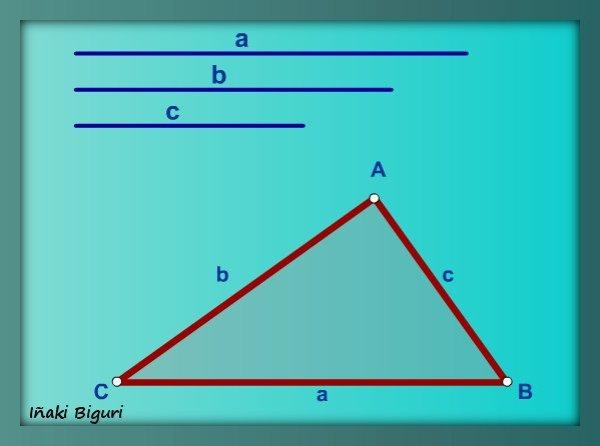 Triángulo a partir de los tres lados 05