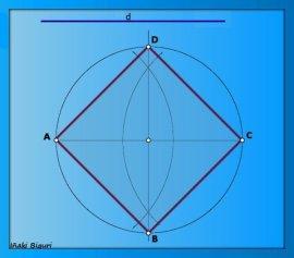 Corazón con base geométrica 00