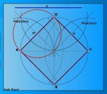 Corazón con base geométrica 02