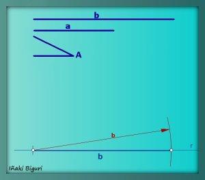 Triángulo con dos lados y un ángulo 01