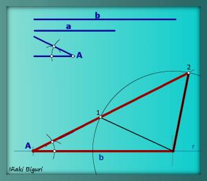 Triángulo con dos lados y un ángulo 05