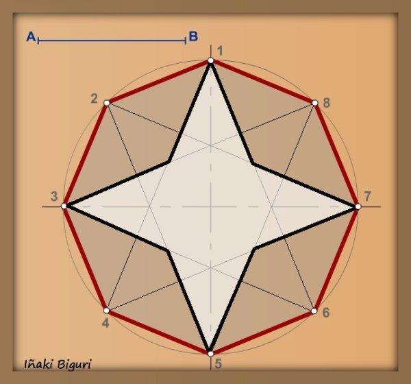 Octógono suelo 3