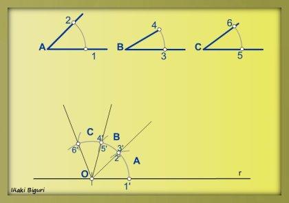 Suma de ángulos 05