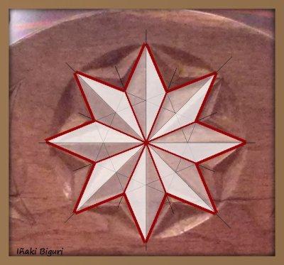 Estrella de ocho puntas 07c