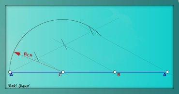 Triángulo equilátero mediante perimetro 03a