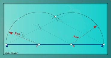 Triángulo equilátero mediante perimetro 03b