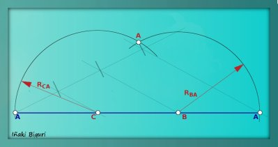 Triángulo equilátero mediante perimetro 03c